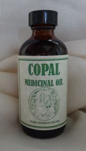 Copal Medicinal Oil.