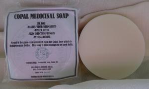 Copal Medicinal Soap.
